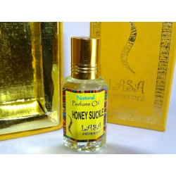 Natural Perfume Oils (10 ml) HONEY SUCKLE - Lasa aromatics