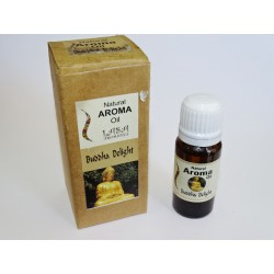 Home fragrance to dilute and heat (10 ml) BUDDHA DELIGHT