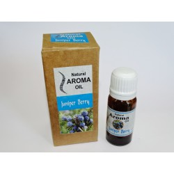Home fragrance to dilute and heat (10 ml) JUNIPER BERRY