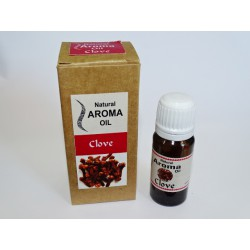 Home fragrance to dilute and heat (10 ml) CLOVE