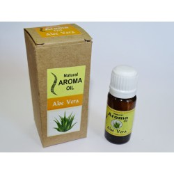 Home fragrance to dilute and heat (10 ml) ALOE VERA