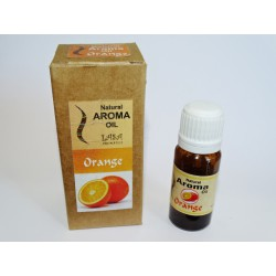 Home fragrance to dilute and heat (10 ml) ORANGE