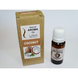 Home fragrance to dilute and heat (10 ml) COCONUT