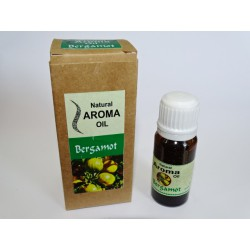 Home fragrance to dilute and heat (10 ml) BERGAMOT