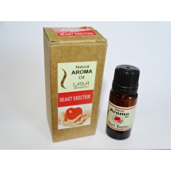 Home fragrance to dilute and heat (10 ml) HEAR ERECTION