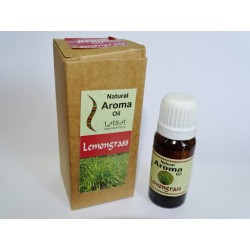 Home fragrance to dilute and heat (10 ml) LEMONGRASS