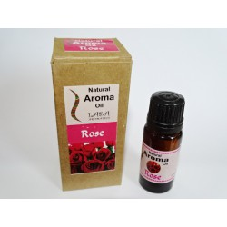Home fragrance to dilute and heat (10 ml) ROSE