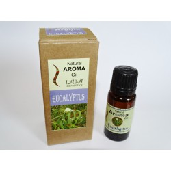 Home fragrance to dilute and heat (10 ml) EUCALYPTUS