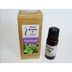 Home fragrance to dilute and heat (10 ml) PATCHOULI