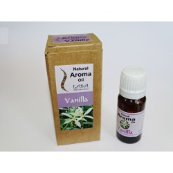 Home fragrance to dilute and heat (10 ml) VANILLA