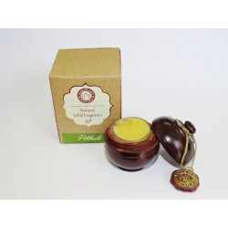 Solid perfume in organic wax Patchouli SONG OF INDIA (6 Grs)